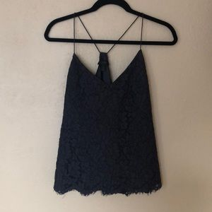 Jcrew lace cami in size 6, EUC
